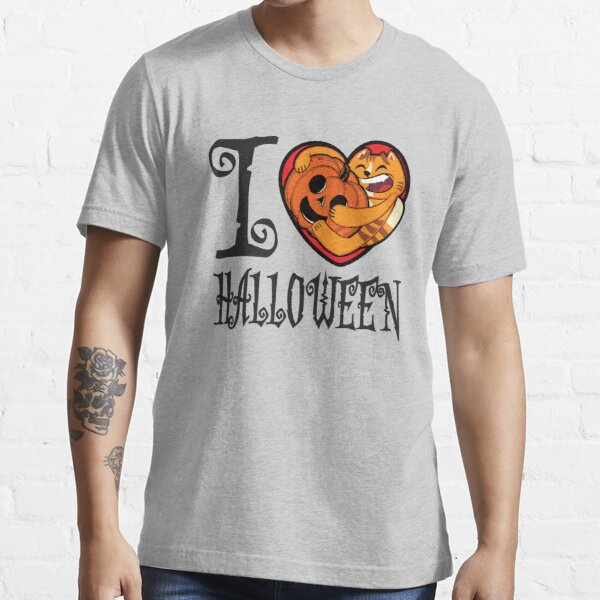 I Heart Halloween - Pumpkin Essential T-Shirt