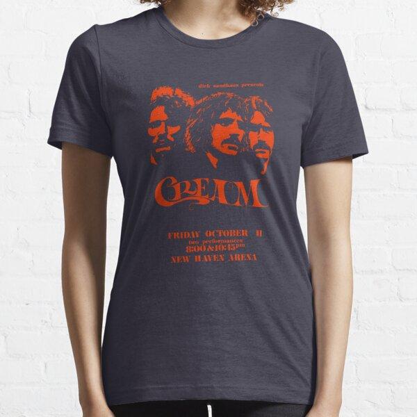 Cream Concert Essential T-Shirt