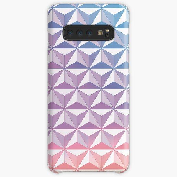 Geodesic Sphere, Purple Samsung Galaxy Snap Case