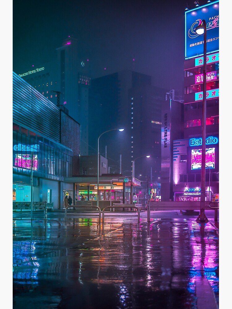 Only the rain by TokyoLuv