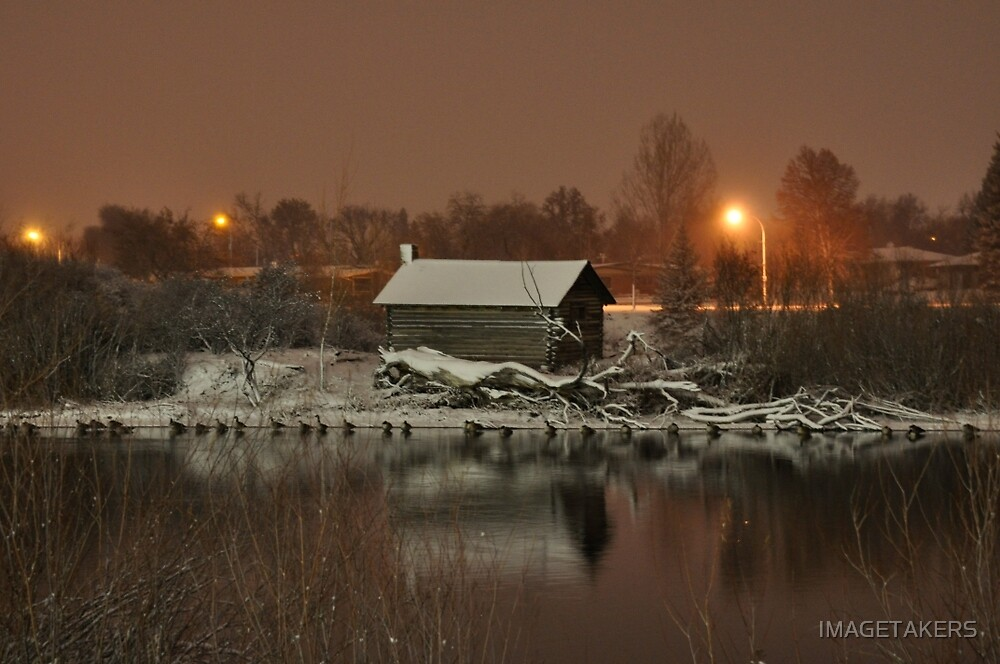 Idaho Falls - Keefer's Cabin by IMAGETAKERS