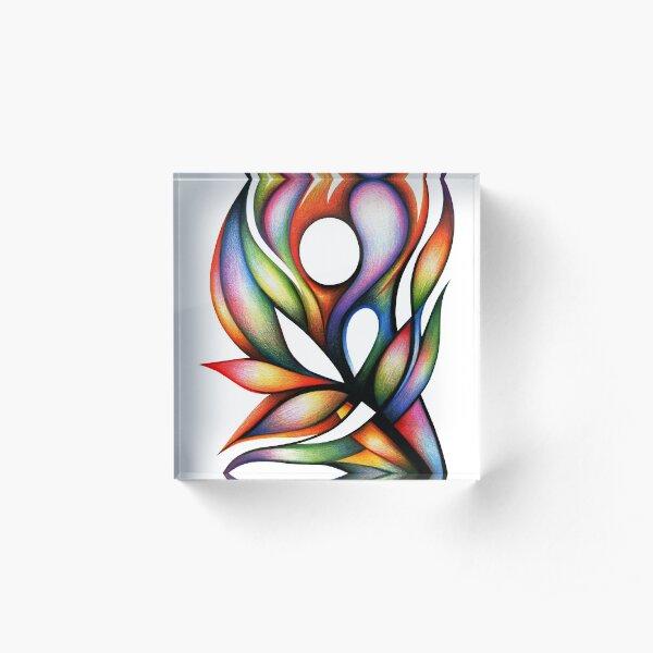 Freedom Acrylic Block
