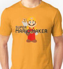 Super Mario Maker T-Shirt