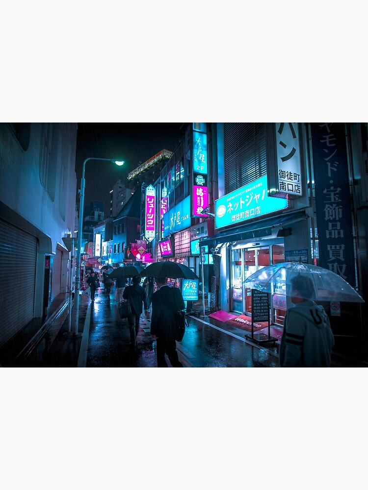 I love Tokyo in the rain by TokyoLuv