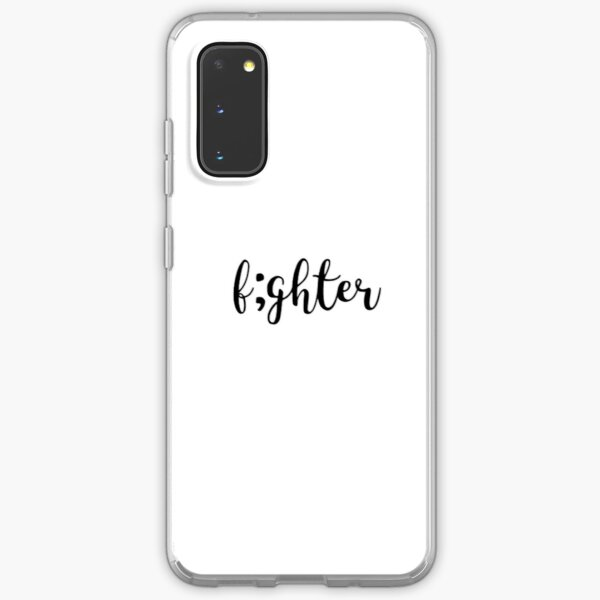 Fighter Samsung Galaxy Soft Case