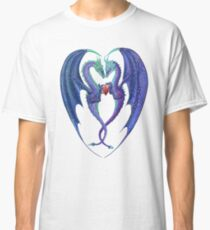 valentine dragons Classic T-Shirt