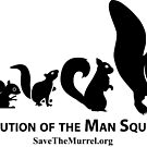 Evolution of the Man Squirrel  by SaveTheMurrel