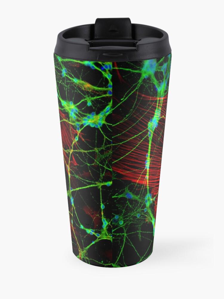 Alternate view of Synapses Travel Mug