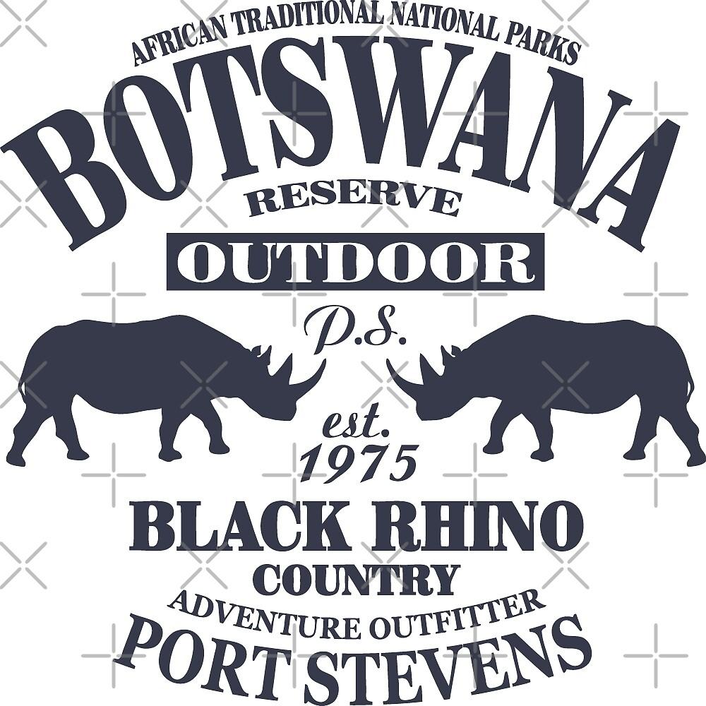 Rhino Safari by Port-Stevens