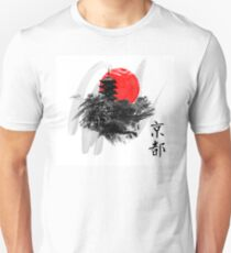 Kyoto Japan Unisex T-Shirt