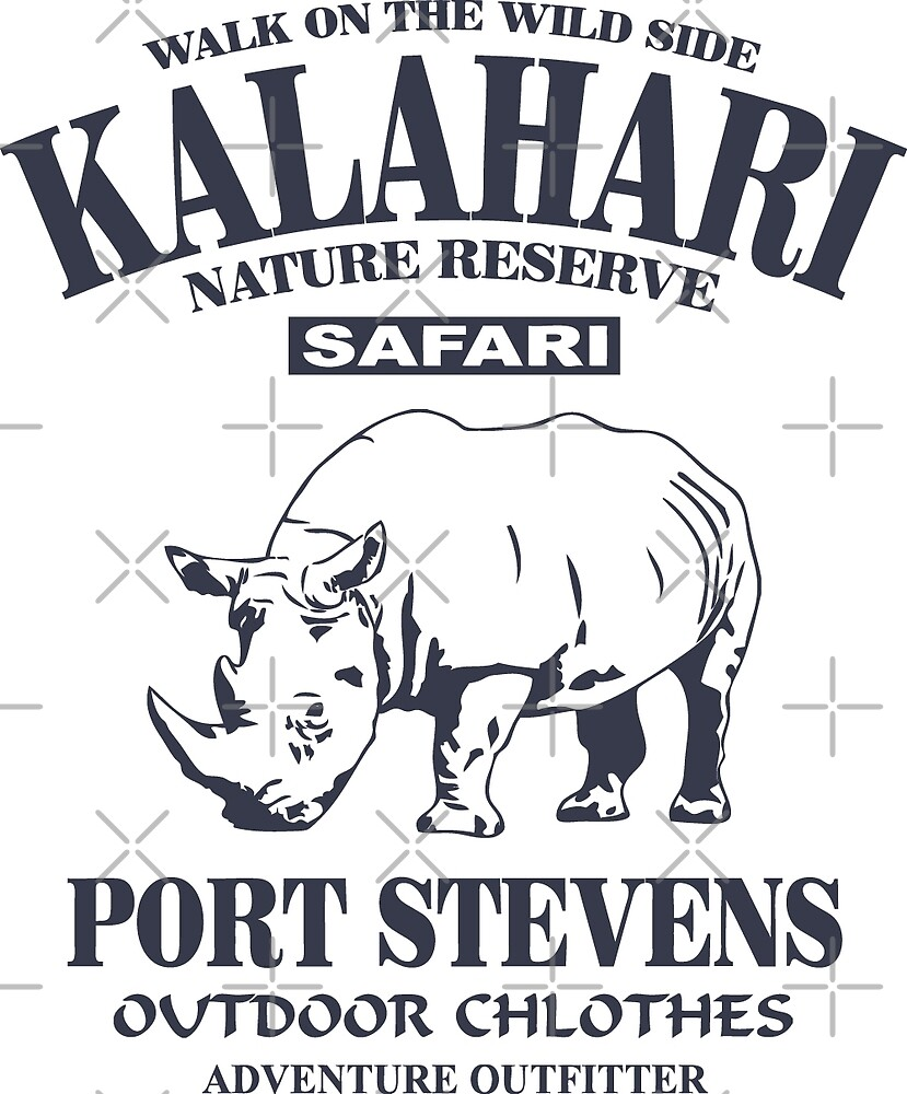 Kalahari Rhino by Port-Stevens