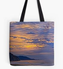 Soft And Beautiful Sunset Tote Bag