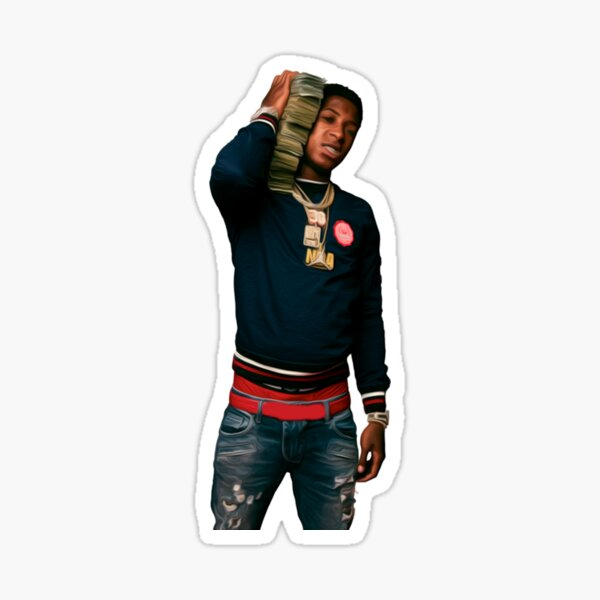 Youngboy Never Broke Again Sticker