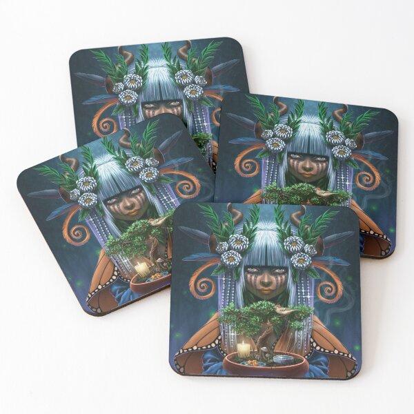 Sacred Things Coasters (Set of 4)