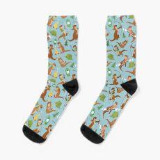 Scout's Otter Socks