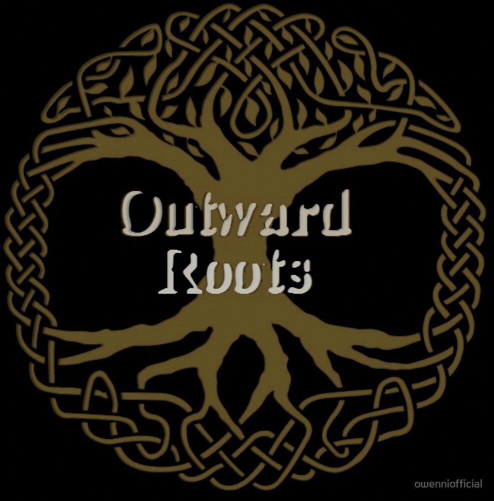 Outward Roots Design by owenniofficial