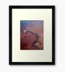 From the Air I Framed Print
