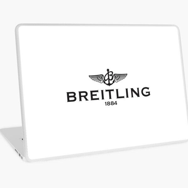 Top Selling Breitling Merchandise Laptop Skin