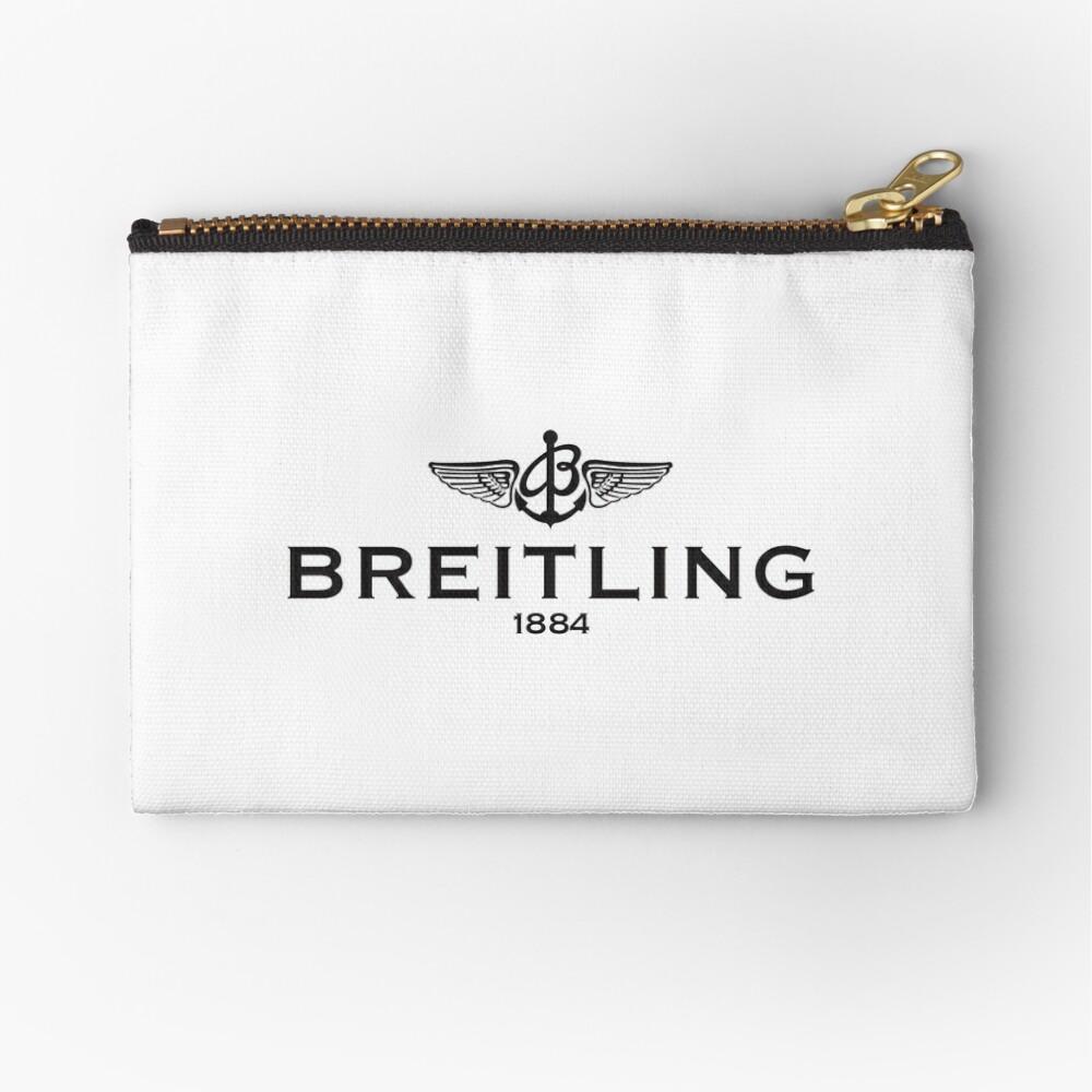 Top Selling Breitling Merchandise Zipper Pouch