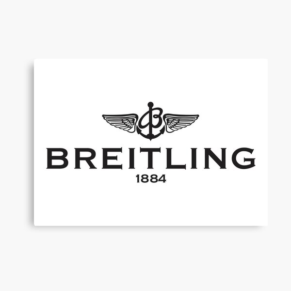 Top Selling Breitling Merchandise Canvas Print