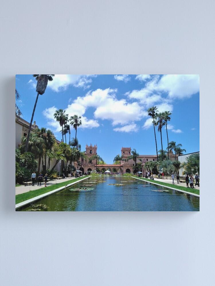 Alternate view of Balboa Park San Diego Canvas Print