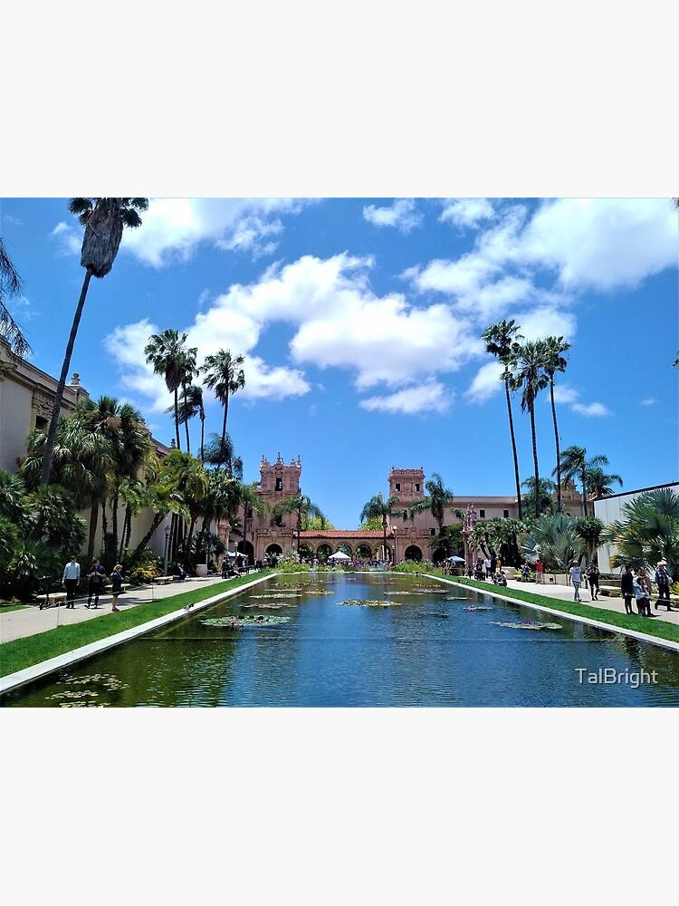 Balboa Park San Diego by TalBright