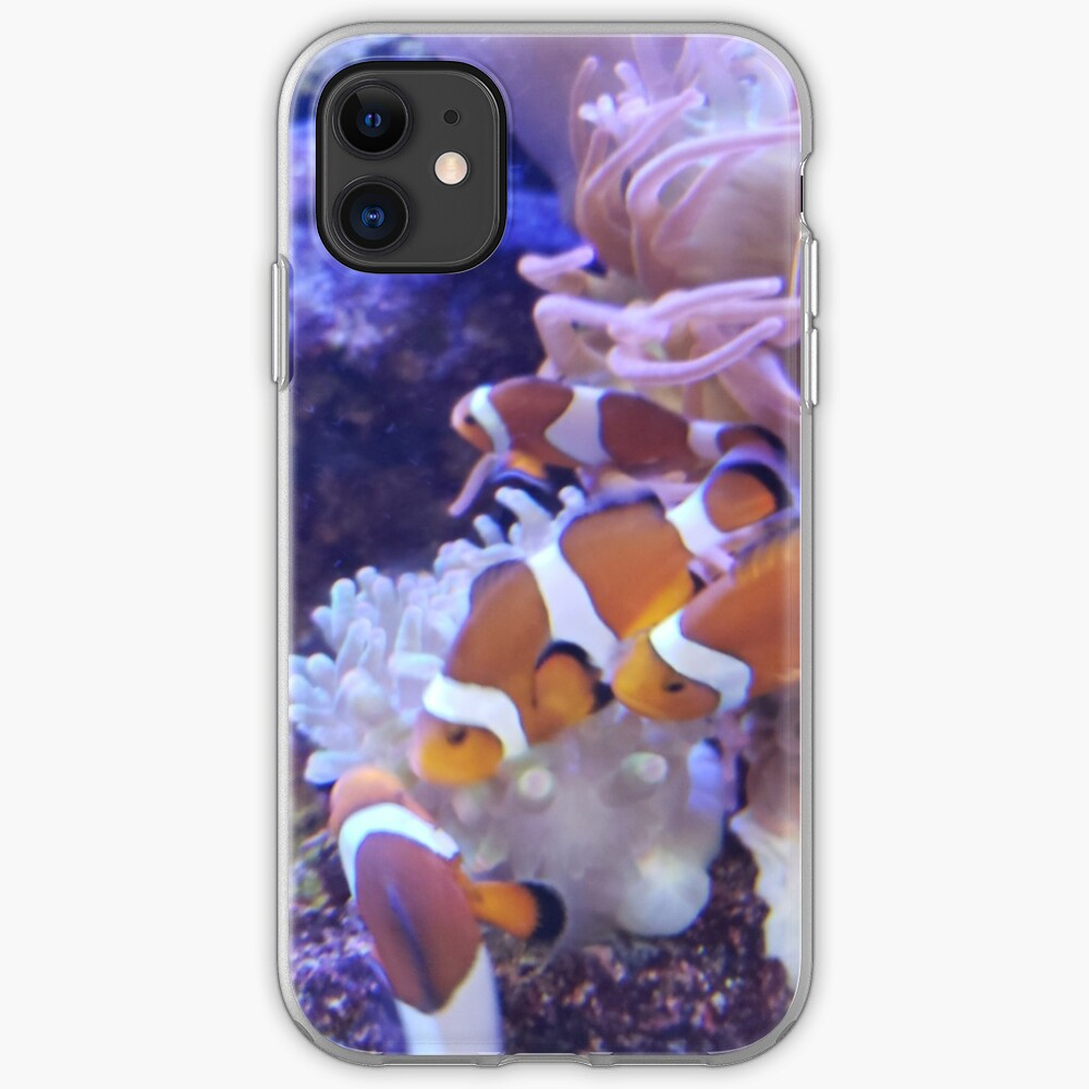 clownfish iPhone Case & Cover