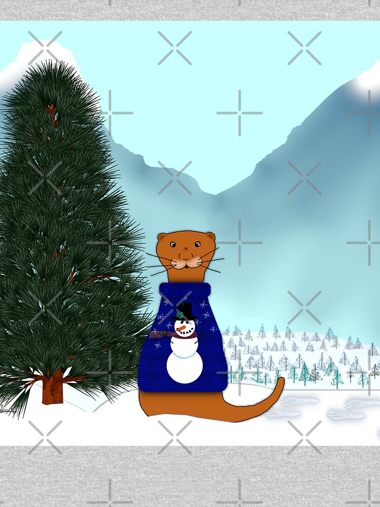 Oliver Finds His Christmas Tree by ButterflysAttic