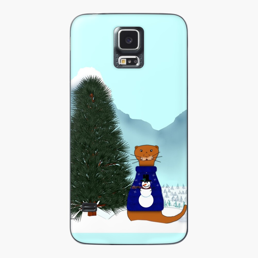 Oliver Finds His Christmas Tree Case & Skin for Samsung Galaxy