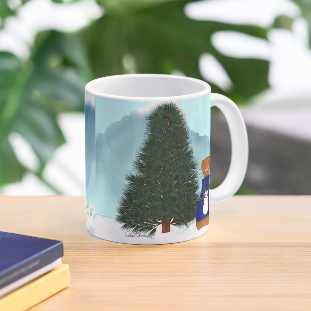 Oliver Finds His Christmas Tree Mug