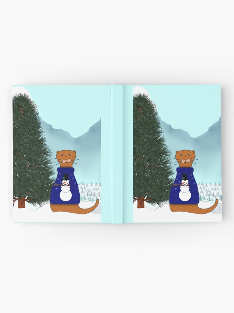 Alternate view of Oliver Finds His Christmas Tree Hardcover Journal