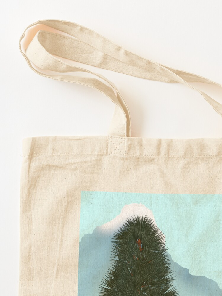 Alternate view of Oliver Finds His Christmas Tree Tote Bag