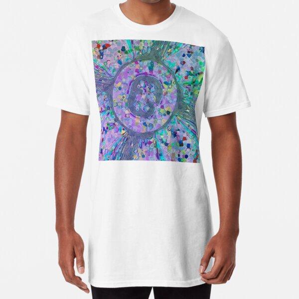 Fractal Storms 3 Long T-Shirt
