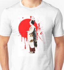 Japanese Geisha Kyoto Japan Unisex T-Shirt