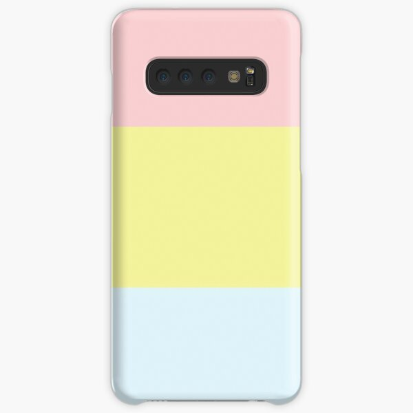 Pastel Pansexual Pride Flag Samsung Galaxy Snap Case