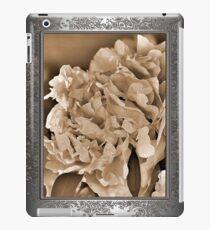 Peony named Shirley Temple iPad Case/Skin