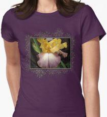 Tall Bearded Iris named Butterfingers T-Shirt