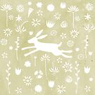 Hare in the Meadow by Nic Squirrell