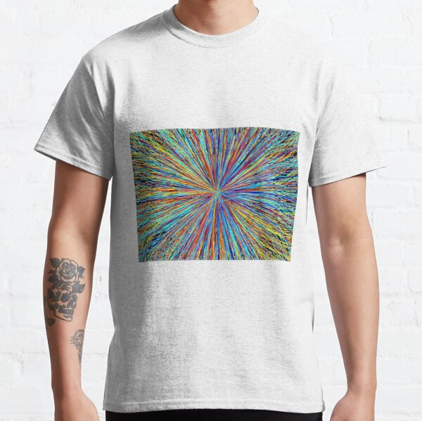 Large Hadron Collider produces 'mini-Big Bang' Classic T-Shirt