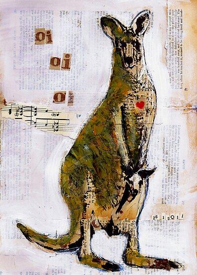 'oi oi oi ' by Michele Meister