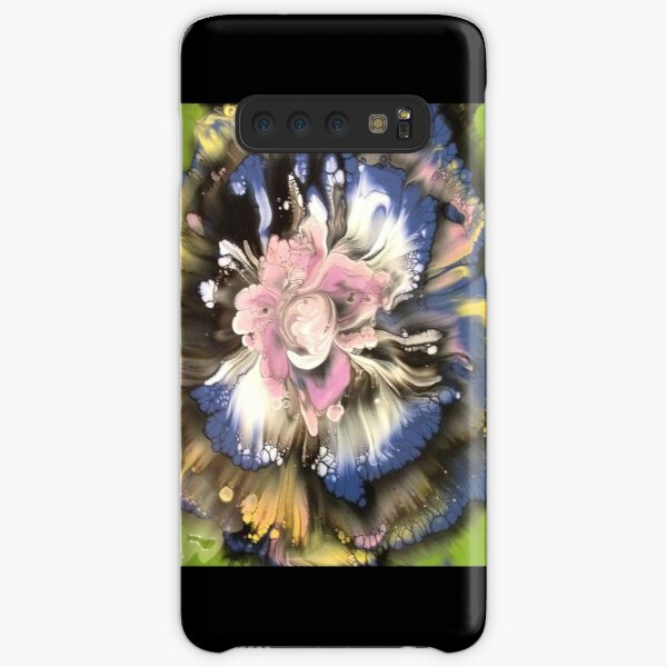 Pink Orchid Samsung Galaxy Snap Case