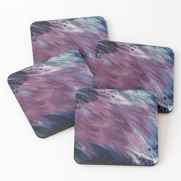 The Sound of Wings Coasters (Set of 4)