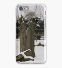 Grave yard iPhone Case/Skin