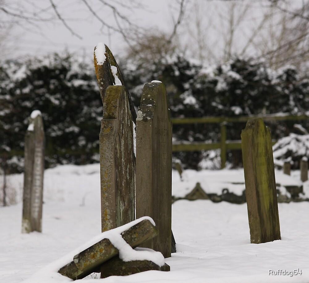 Grave yard by Ruffdog64