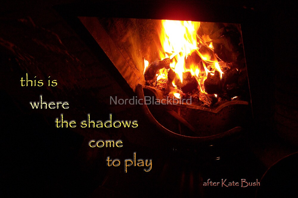 tale of fire by NordicBlackbird