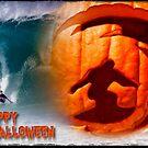 Happy Surfin' Halloween by Alex Preiss