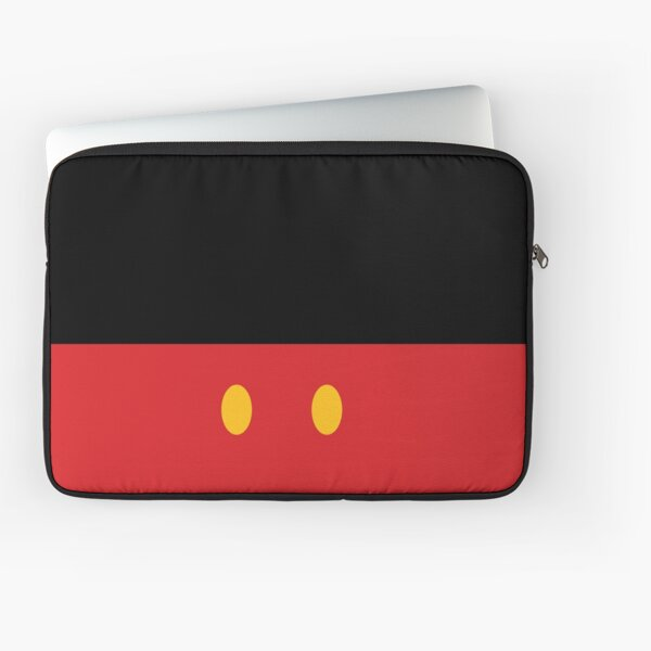 It All Started with Three Circles - Shorts Laptop Sleeve
