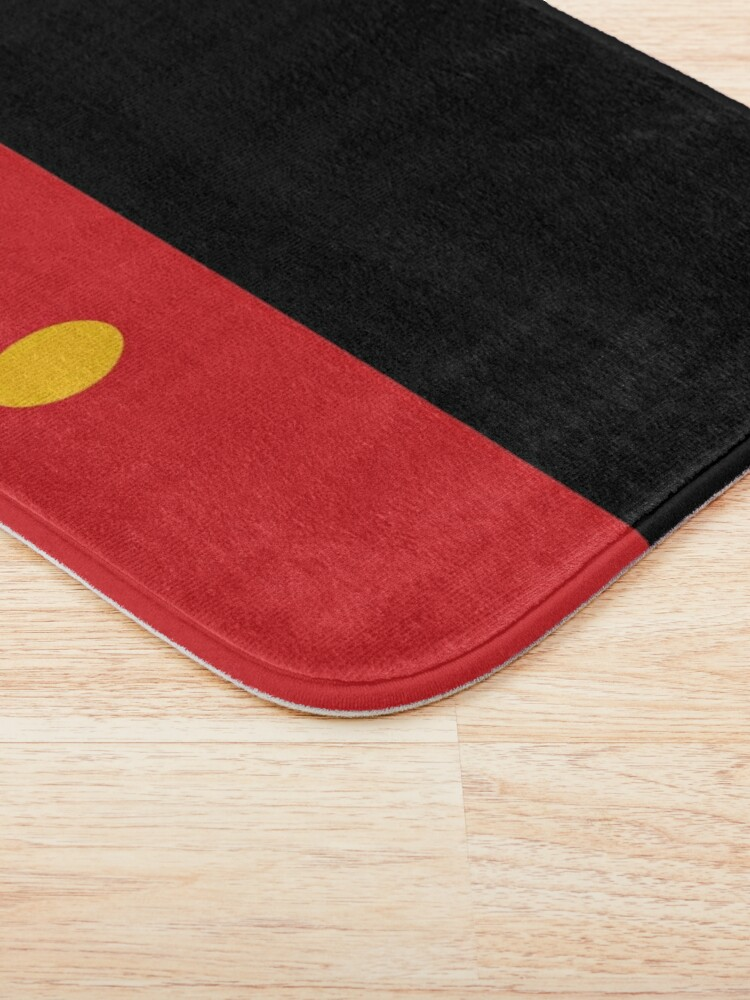 Alternate view of It All Started with Three Circles - Shorts Bath Mat