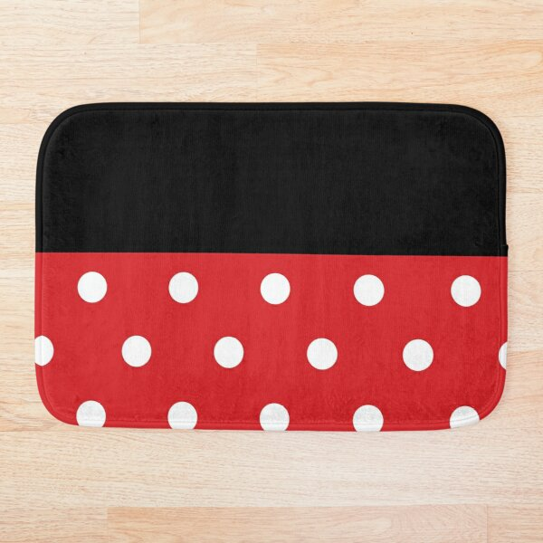 It All Started with Three Circles - Skirt Bath Mat