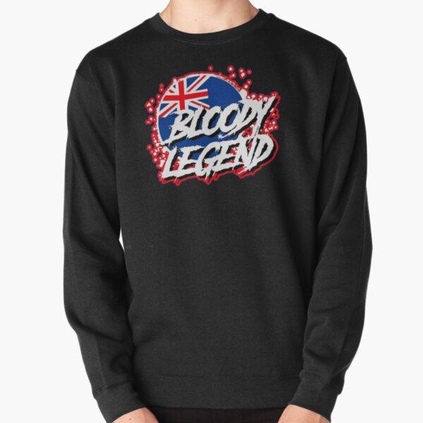 BLOODY LEGEND BLOOD Pullover Sweatshirt